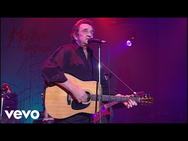 Johnny Cash Ring Of Fire Live