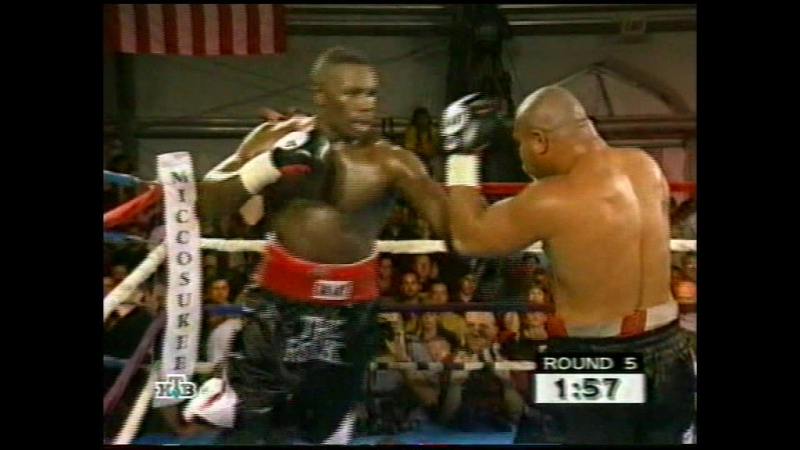 1998-12-19 Hasim Rahman vs David Tua (IBF Inter-Continental USBA Heavyweight Titles/IBF Heavyweight Title Eliminator)