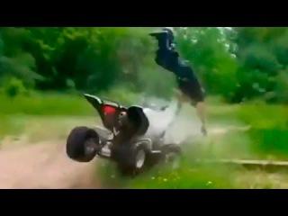 Подборка МОТО ДТП 2016 || Аварии на мотоциклах #9