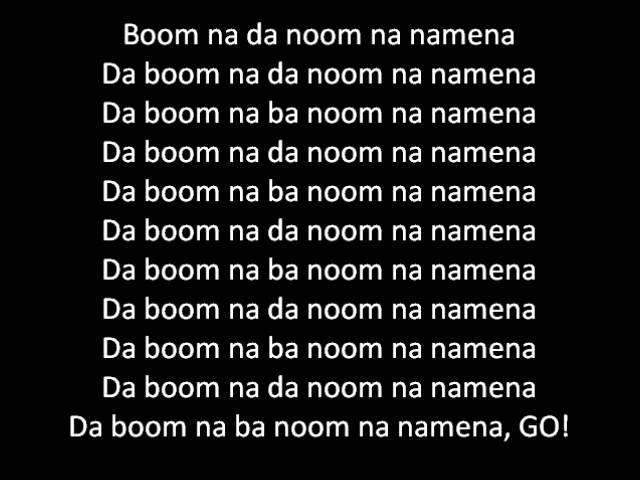 Korn - Freak on a Leash (lyrics)