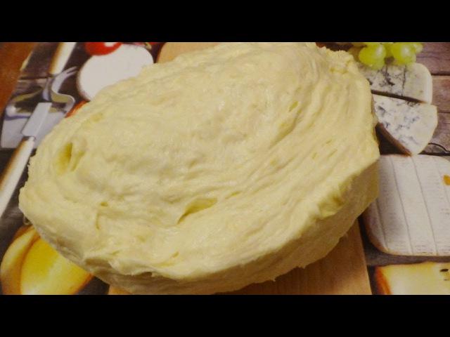 Слоеное тесто без возни Супер быстро и просто