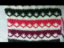Easy Multicolor Knitting Pattern/ Design for gents/ladies/kids sweater or cardigan7| Hindi