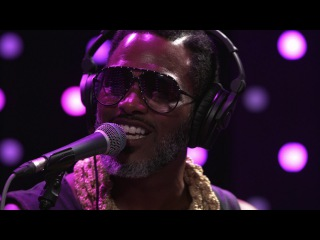 Shabazz Palaces - Shine a Light (Live on KEXP)
