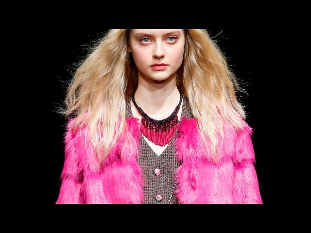 Lola Casademunt Fall Winter 2017 2018 Full Fashion Show Exclusive