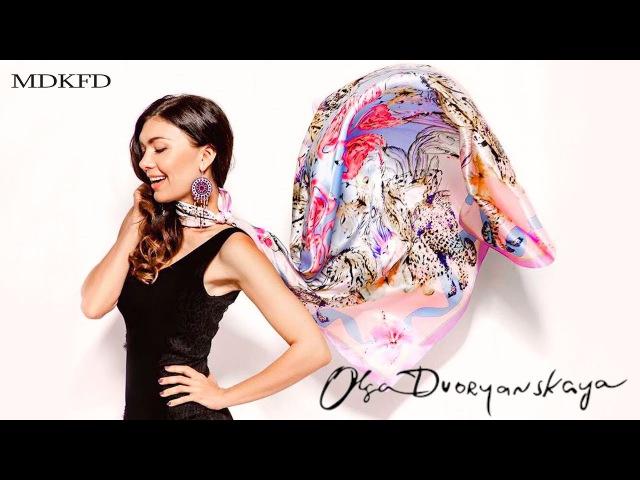 Mercedes Benz Kiev Fashion Days Olga Dvoryanskaya Designer MBKFD 16 17