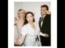 Elle, Bel Powley and Douglas Booth During TIFF 2017