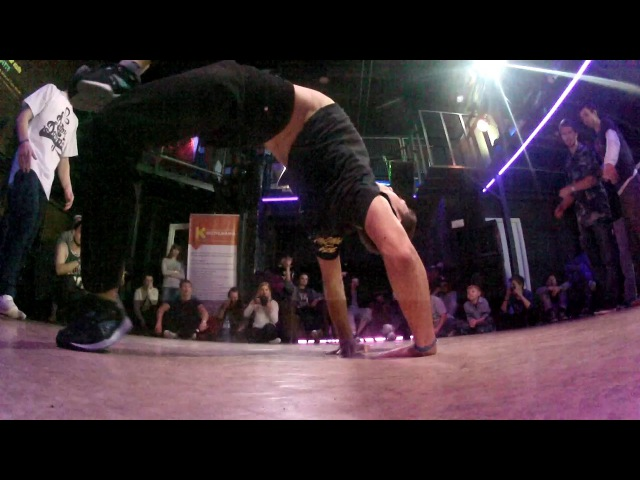 Nikus Муравей vs. SalRock Gera | 2 круг | KEIII-YOU 4breakers | Петрозаводск