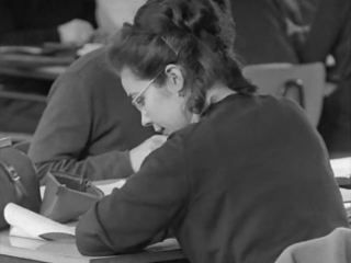 Современная студентка / Une étudiante d'aujourd'hui [1966]