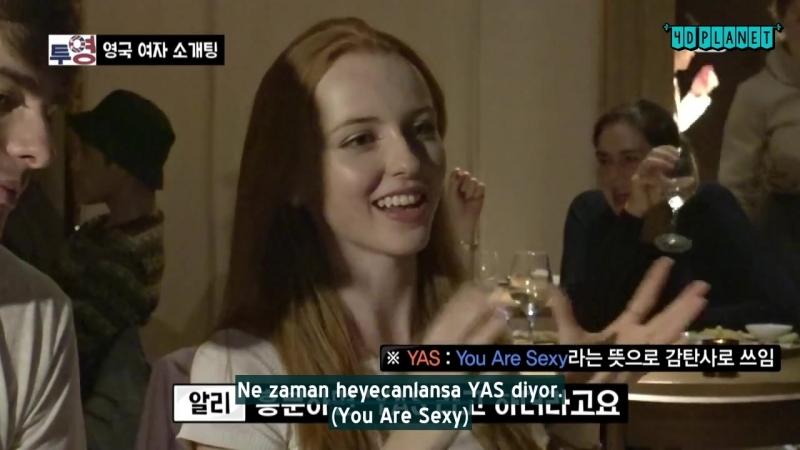 Two Young Joonyoung X Josh 5 Bölüm Joonyoung'a İngiliz Kızı İle Görücü Usulü Buluşma Ayarlama Türkçe Altyazılı