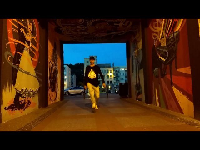 Cheerful l Hip Hop Freestyle l Slupsk city Poland