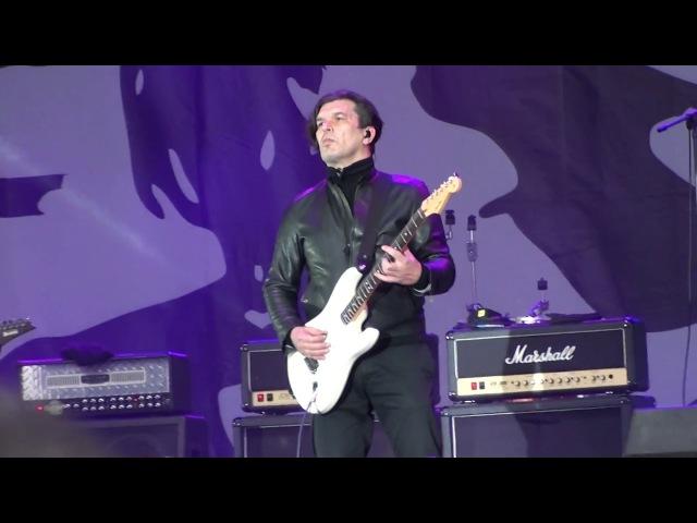 Кукрыниксы и Юрий Каспарян Печаль 03 06 2017 Петербург Live