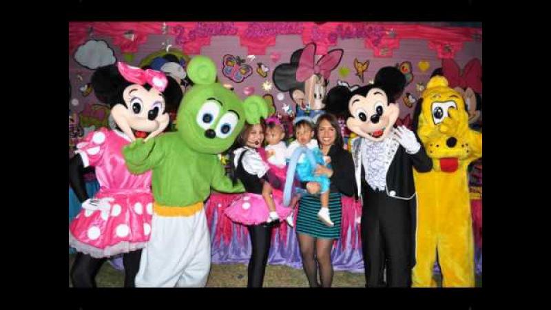 Show Infantil Minnie Coqueta