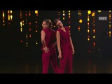 Танцы: Юля Гаффарова и Юлианна Кобцева (Snareskin Feat. Nosach - Last Nightcap) (сезон 4, серия 22)  из...