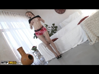 Stephanie moon aka stefanie, stefanie moon [anal, licking, brunette, facial, shaven, skinny, high heels, small tits]