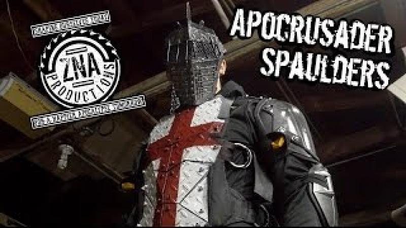 How to Make ApoCrusader Riot Spaulders Easy Build