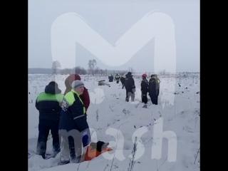 Родные погибших в катастрофе Ан-148 до сих пор не могут получить тела