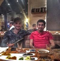 Фархад Гасымов, Баку