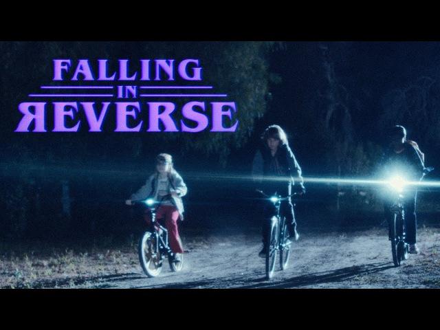 Falling In Reverse Superhero