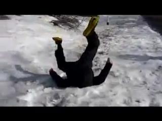 Мега прикол Ахаха дебл Короткие виде приколы 2016 Зима 2016 Смешные видео 2016 mp4