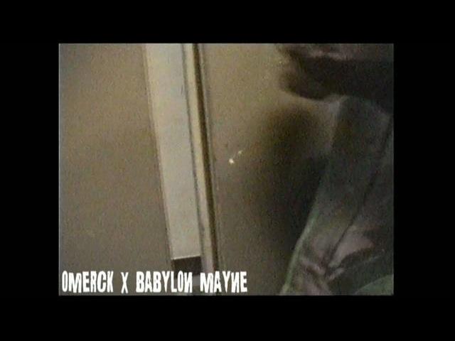 OMERCK x BABYLON MAYNE - REBUS 731 (ASBOETOCK)