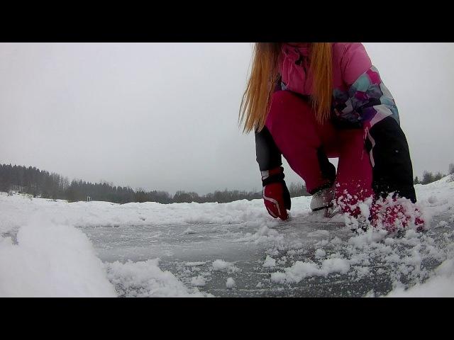 Fail IceSkating