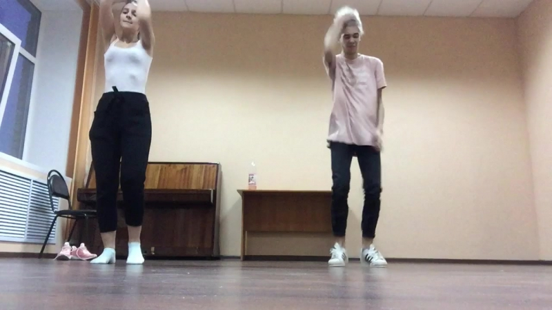 Duet choreo Choreography by Daniil Ostapchuk
