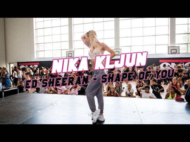 ■ Nika Kljun ■ Shape Of You ■ OMG Dance Camp 2017
