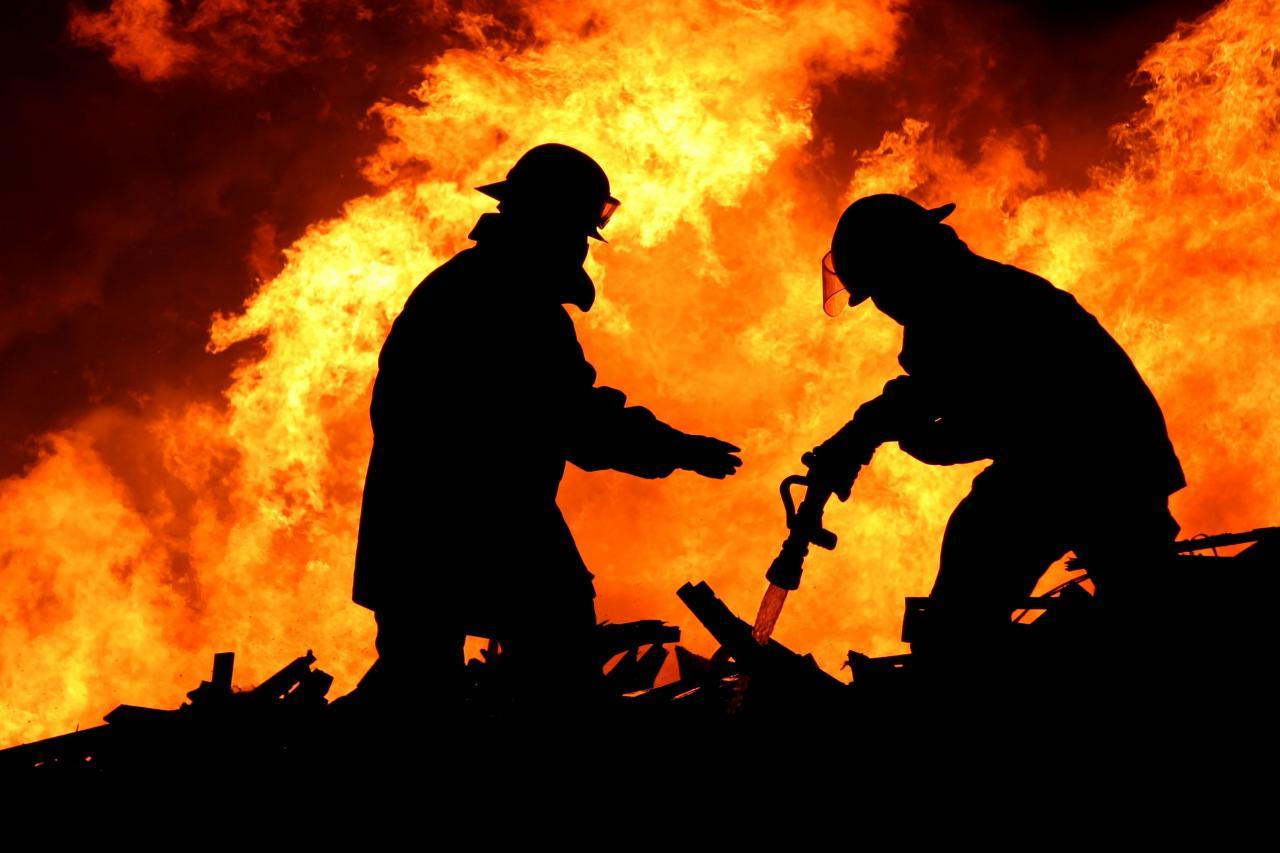 В 2017г в Томской области при пожарах в жилых домах погибли 13 детей