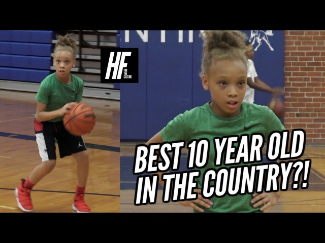 Anaya NaNa Guess is the BEST 10 YEAR OLD IN THE COUNTRY Young Phenom DESTROYS Competition