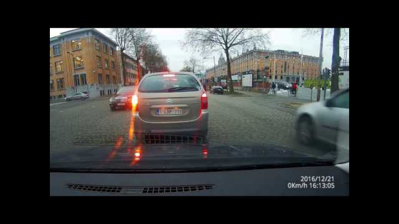 Belgium Brussel Bruxelles driving dashcam 4k Schaarbeek to Brussels center to Molenbeek part 1