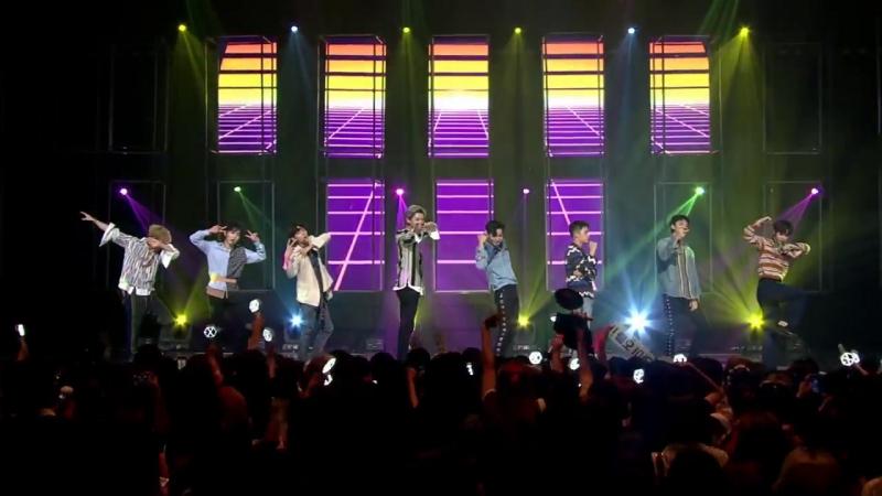 EXO Ko Ko Bop KPOP TV Show M COUNTDOWN 170810 EP 536
