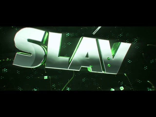 Digital District C4D Affter effects animation Intro for Slav By Iper