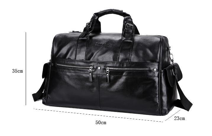 Очень вместительная дорожная сумка