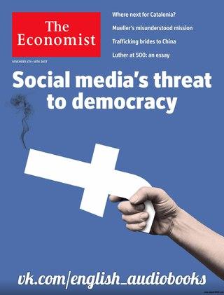 The Economist - November 4, 2017
