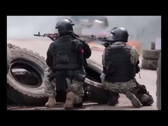 Документальна стрічка «Україна. 100 днів над прірвою» (канал 11)
