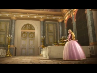 "An animation test of ""Barbie Princess and The Pauper"" by ""Anya Animation Company"""