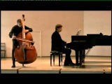 Igor Stravinsky - Norwegian dance (Double bass)