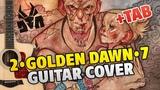 DIE ANTWOORD 2GOLDEN DAWN7 (fingerstyle guitar cover, tabs, chords, lyrics)