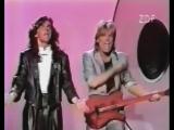 Modern Talking - You're My Heart, You're My Soul &amp Cheri Cheri Lady (ZDF, Menschen, 04.01.1986)