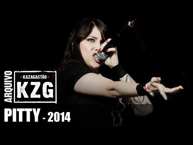 Arquivo KZG - PITTY (2014) - entrevistada por Gastão Moreira
