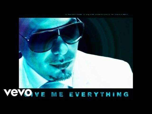 Pitbull Give Me Everything Audio ft Ne Yo Afrojack Nayer