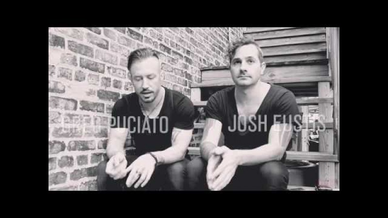 Greg Puciato Joshua Eustis of The Black Queen The Sound and The Story Short