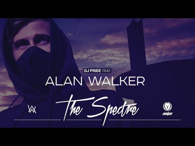 Alan Walker - The Spectre (PRIDE Remix)