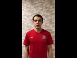Алмаз Миргазов, двукратный чемпион мира по хоккею с мячом. TatarlarBest