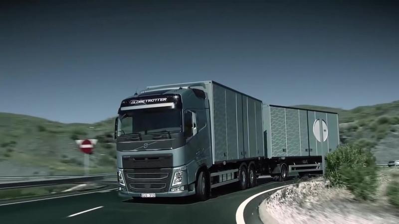 Volvo Trucks представляет трансмиссию с двойным сцеплением I Shift Dual Clutch