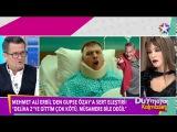 Mehmet Ali Erbilden Cem Yılmaz ve Gupse Özaya Sert Sözler Deliha 2 için Müsamere Dedi