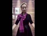 Как красиво завязать шейный платок, шарф