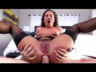 Amara Romani - Young, Dumb, Ass Creampie of Cum [ Anal Creampie, Fisting, Gaping, Rough Sex, Rimming, Rimjob, Deep Throat Teen ]