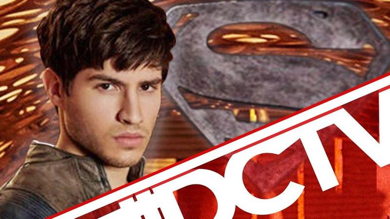 DCTV: Krypton Series Premiere! Candice Patton on Speedster Powers