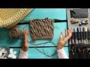 ШАПКА ХИТ спицами МАСТЕР КЛАСС Вязание Knit Mom knitting мк мастер класс своими руками wool одежда